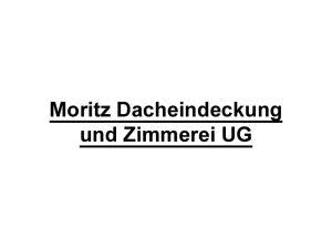 moritz-dacheindeckung